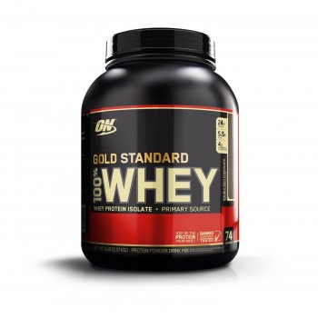 OPTIMUM NUTRITION 100% WHEY GOLD STANDARD 2,270 КГ