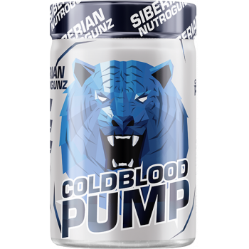 Siberian Nutrogunz Cold Blood Pump