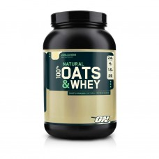 100% Natural Oats & Whey от Optimum Nutrition 1350 G