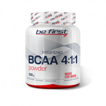 BCAA 4:1:1 Instantized Powder 250 G