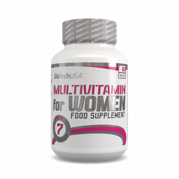 BioTech USA Multivitamin for Women (60 таб)