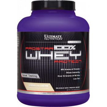 Ultimate Nutrition ProStar Whey 2,39 кг