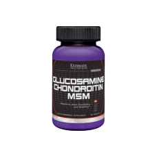 Ultimate Nutrition Glucosamine & Chondroitin + MSM 90 таб