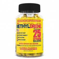 Cloma Pharma Methyldrene Elite Yellow 100 капс