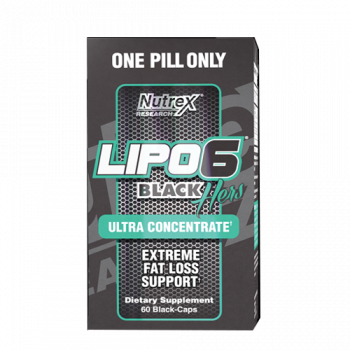 Nutrex Lipo-6 Black Hers Ultra Concentrate 60 кап