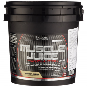Ultimate Nutrition Muscle Juice Revolution 2600 5 кг