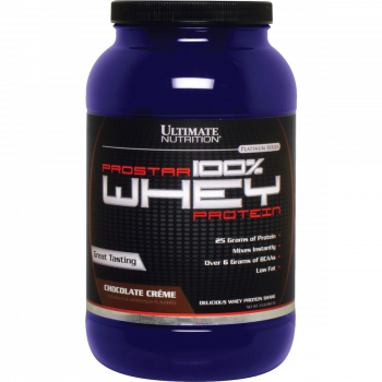 Ultimate Nutrition ProStar Whey Protein 900 г