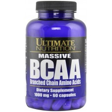 Ultimate Nutrition Massive BCAA 60 cap