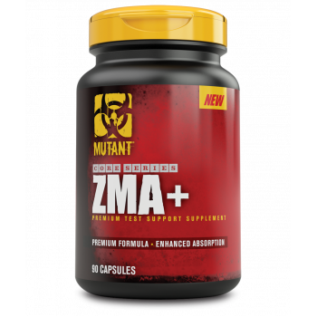 Mutant ZMA+ Core Series  90cap