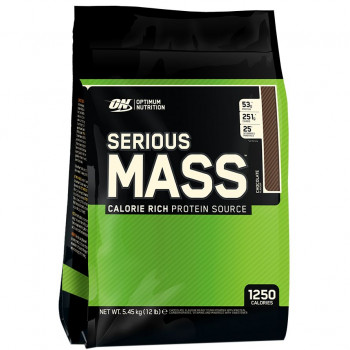 Optimum Nutrition Serious Mass 5,45 kg