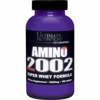 Ultimate Nutrition Amino 2002 100tabs