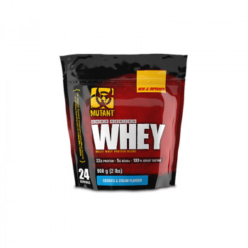 Mutant Whey 908G (24servings)